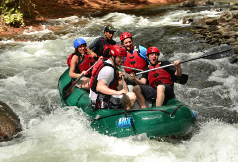WhiteWaterRaftingPozoAzul