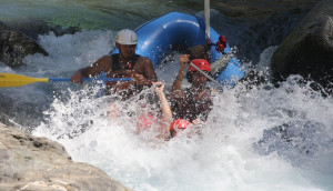 Savegre Rafting Costa Rica