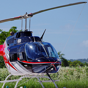 Helicopter Charter Costa Rica