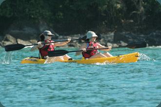 KayakAndSnorkeling