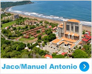 jaco & Manuel Antonio costa-rica